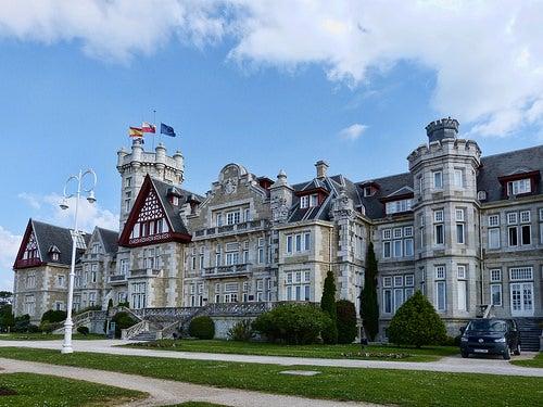 El Palacio de la Magdalena, el edificio más emblemático de Santander