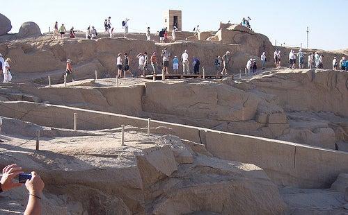 Asuan en Egipto 6