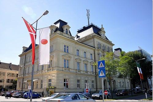 Disfrutando de Bregenz, una de las mejores ciudades de Austria