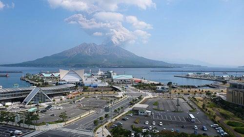 Kagoshima en japón 3