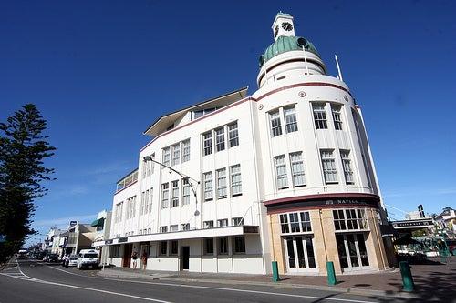 Napier en Nueva Zelanda, la ciudad del Art Deco