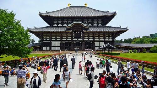 Nara en Japón, la ciudad de los templos