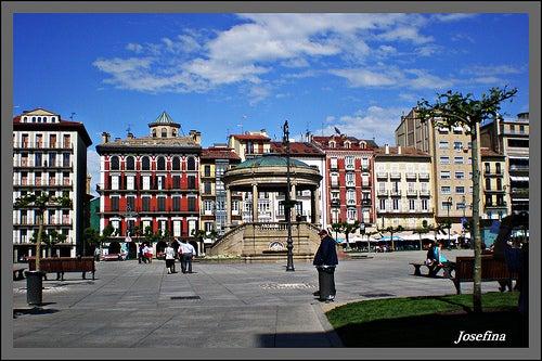 Disfrutemos de un recorrido por la hermosa ciudad de Pamplona en España