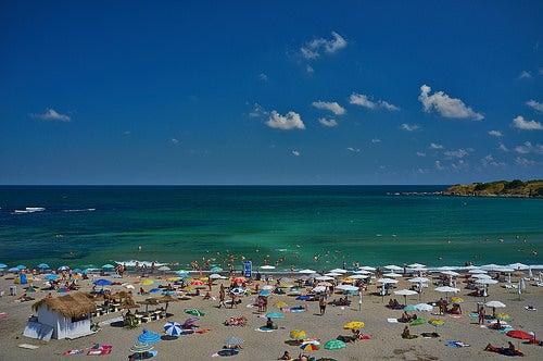 Disfrutando de las mejores playas de Bulgaria