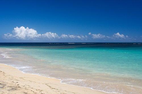 Las playas de Samaná en la República Dominicana
