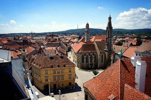 Sopron, un destino obligatorio para tus vacaciones en Hungría
