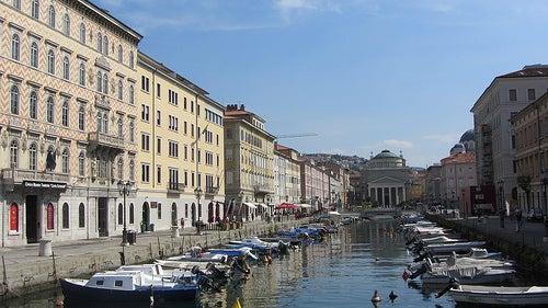 Conociendo la hermosa ciudad de Trieste en Italia