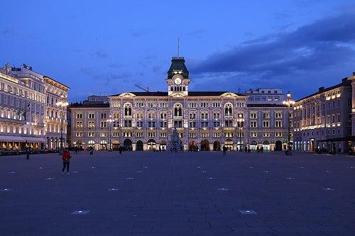 Trieste en Italia 4