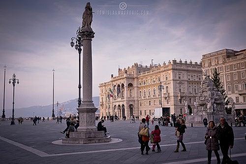 Trieste en Italia 5