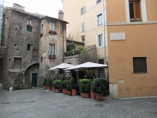 Conoce el barrio judío de Roma, uno de sus lugares con más encanto