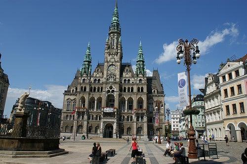 La ciudad de Liberec, todo un encanto de una ciudad en la República Checa
