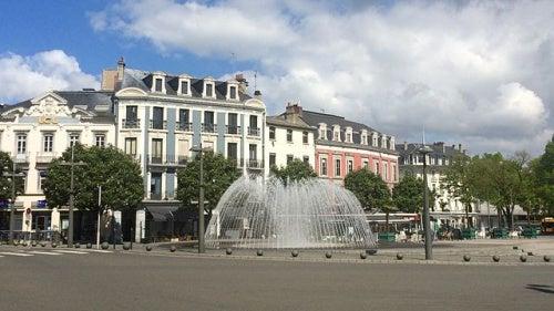 La bella ciudad de Tarbes en Francia, un lugar encantador con una historia de leyenda