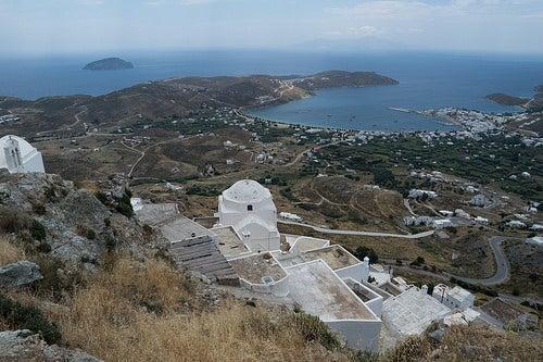 La isla griega de Serifos, todo un lugar para perderse