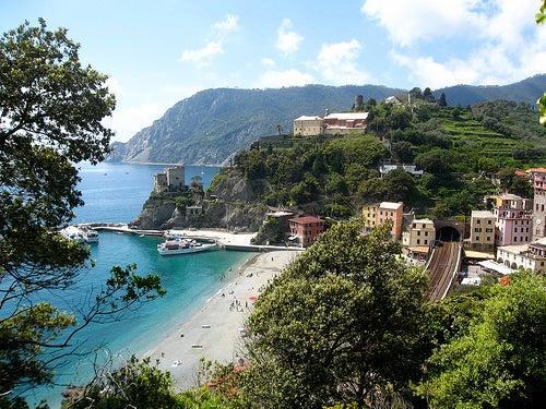La localidad de Monterosso al Mare en Italia, todo un monumento natural Patrimonio de la Humanidad