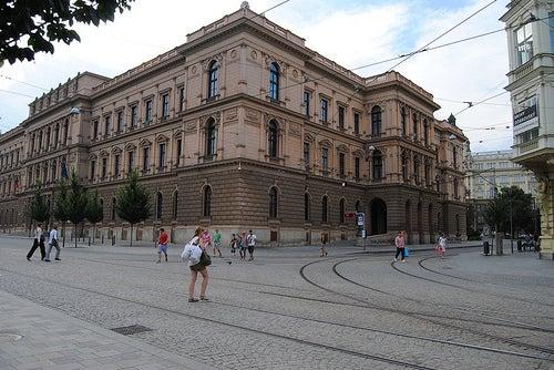 Brno la ciudad de los monumentos en la República Checa