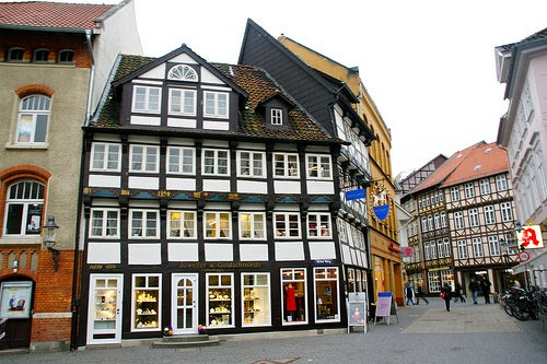 Bienvenidos a Brunswick, una hermosa ciudad de Alemania