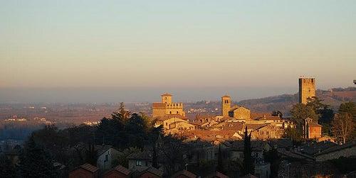 Descubre la ciudad medieval Castell´Arquato, toda una joya de Italia