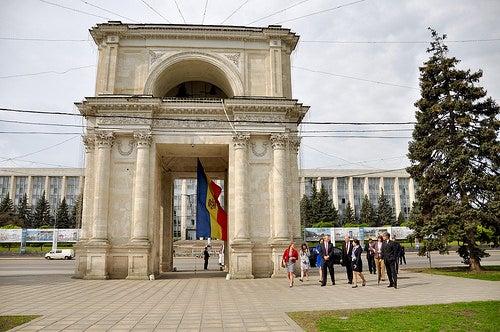 Chisinau la capital de Moldavia: entre vinos y bellas arquitecturas