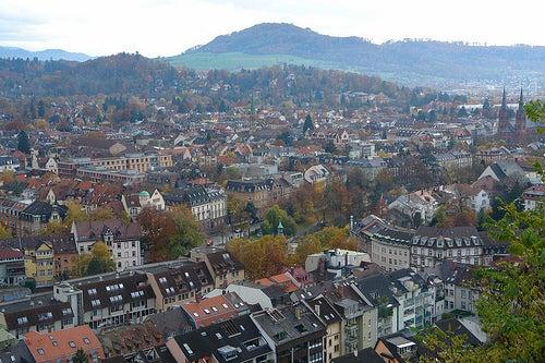 Friburgo, una de las más bellas ciudades de Alemania