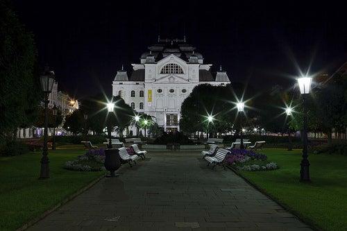 Kosice, el lugar de las más bellas arquitecturas de Eslovaquia