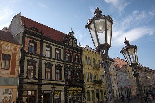 Košice, Slovakia 2011