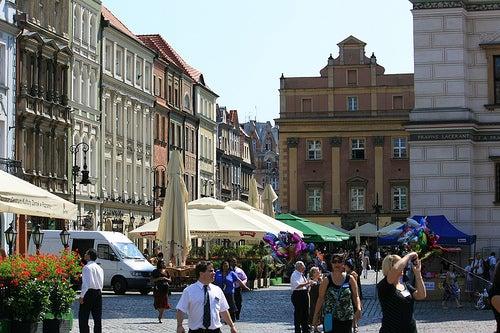 Poznan, uno de los más hermosos lugares de Polonia