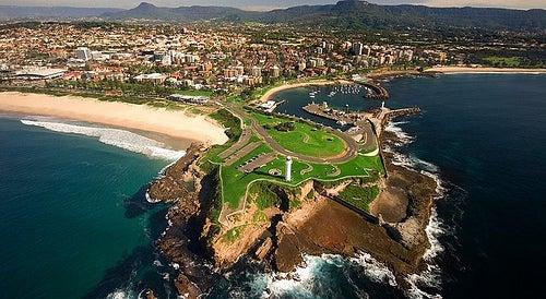 De vacaciones en Australia, Wollongong te hará disfrutarlas al máximo