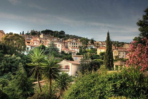 Bormes les Mimosas, el pueblo de las flores más bonito de Francia