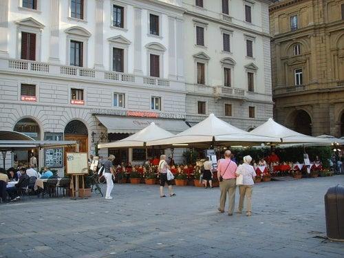 Un recorrido por los cafés históricos de Florencia ¡Te invitamos!