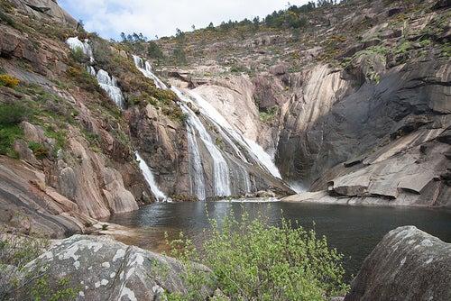 La impresionante cascada de Ézaro en Galicia ¡No te la pierdas!