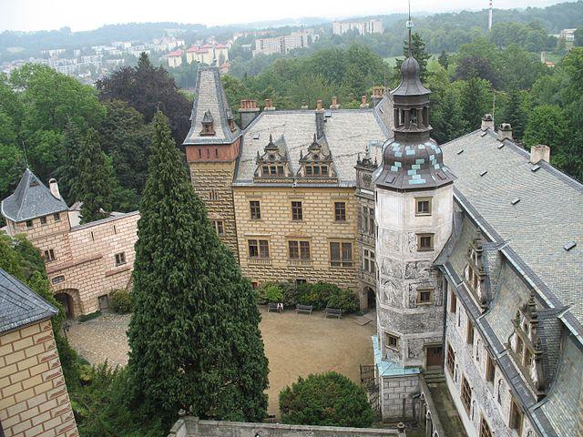 castillo de Frýdlant 3