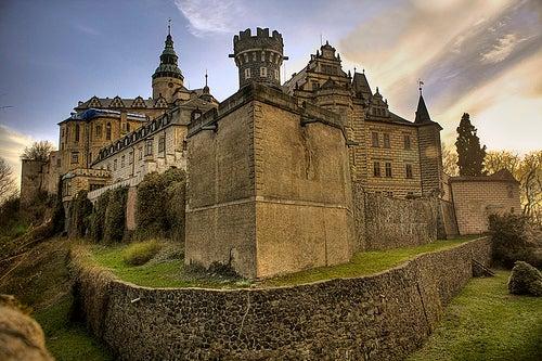 El castillo de Frýdlant, un lugar encantado en la República Checa