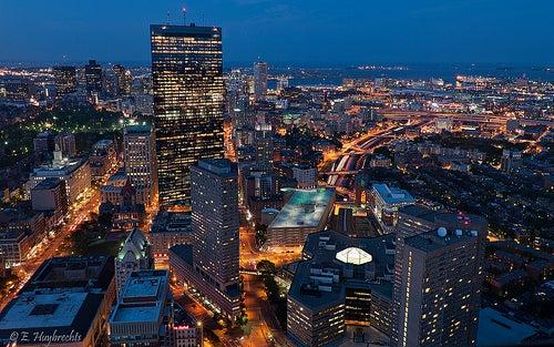 De visita a la hermosa ciudad de Boston en Estados Unidos