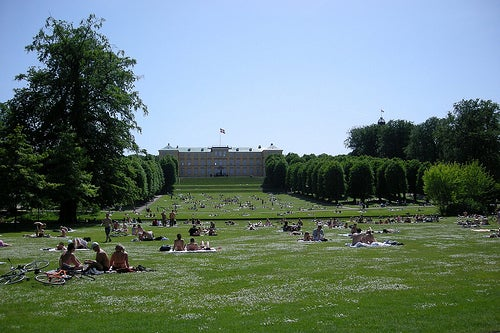Vive de cerca a Frederiksberg, uno de los grandiosos destinos de Dinamarca