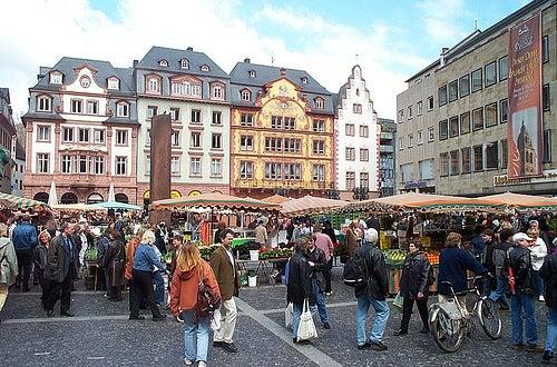 Maguncia en Alemania, una ciudad con un extraordinario gusto por la buena vida