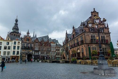 La espectacular Nimega, la ciudad más antigua de los Países Bajos