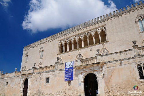 Elcastillo de Donnafugata, un suntuoso palacio medieval en la memoria histórica de Italia