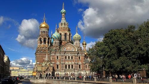 Algunas espectaculares iglesias de Rusia. Parte I