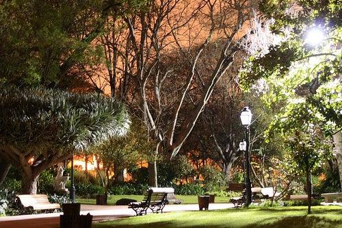 El Jardim da Estrela, uno de los jardines más bonitos de Lisboa.