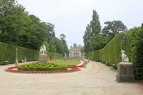El Palacio La Quinta de Selgas, uno de los más hermosos y artísticos de España