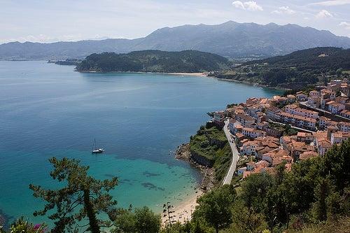 El pueblo marinero de Lastres, uno de los más hermosos del Principado de Asturias