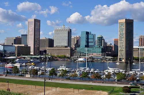 Ven a conocer la ciudad de Baltimore en Estados Unidos