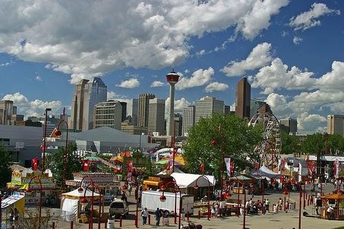 La fiesta de Calgary Stampede, un regreso a los cawboys y al viejo oeste