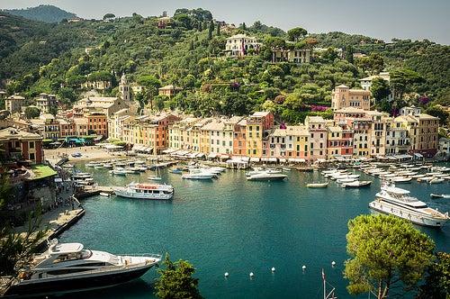 Portofino, un paradisíaco destino en la Riviera Italiana