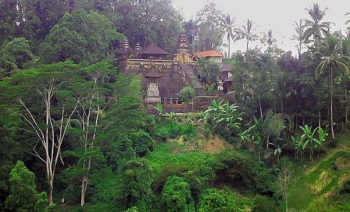 Ubud, uno de los destinos de Indonesia favoritos de los turistas