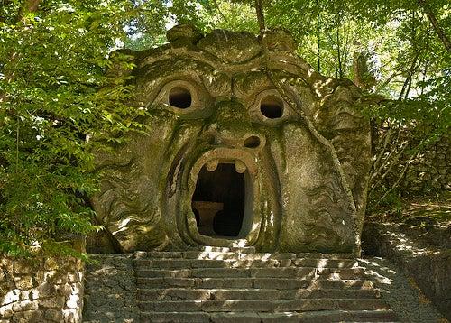 Visitacon nosotros en Italia el Bosque Sagrado