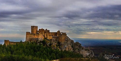 El castillo de Loarre, el famoso castillo del Reino de los Cielos