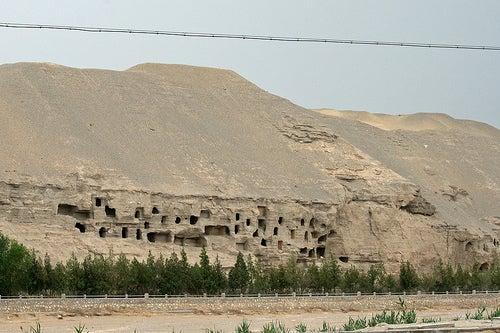 Las cuevas de los Mil Budas en China, una obra colosal