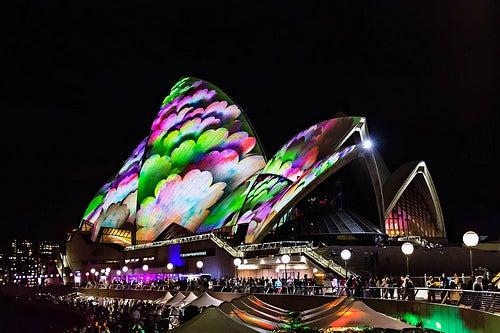 La Casa de la Ópera de Sidney, uno de los monumentos más visitados del mundo