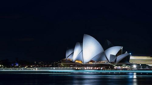 la Casa de la Ópera de Sidney 2
